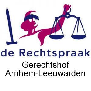 Gerechtshof Arnhem-Leeuwarden